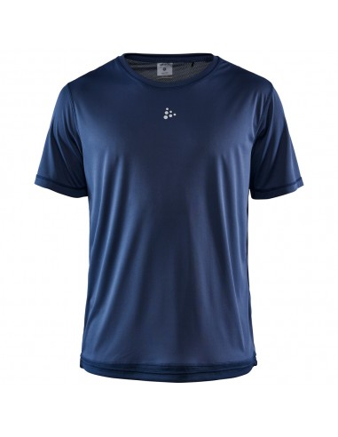 CHARGE SS MESH TEE M